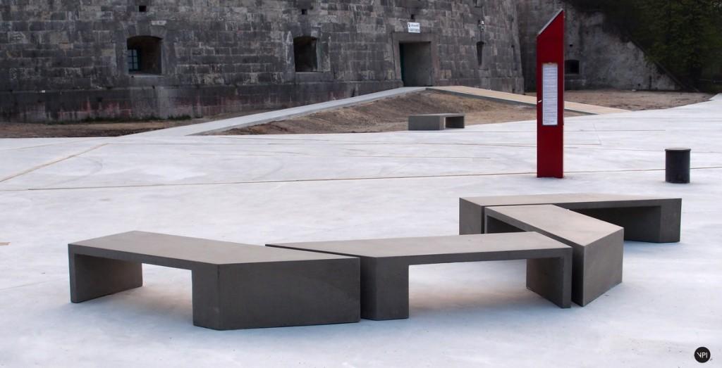 Komárom, betonpad /// tervező: Sporaarchitects